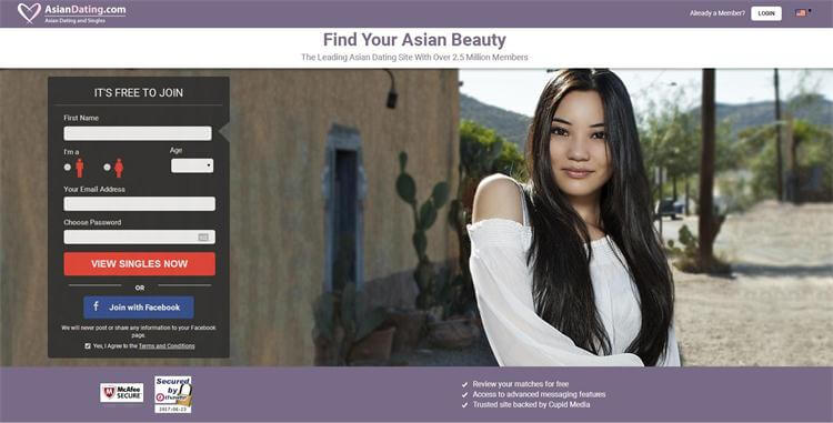 List Of Best Asian Dating Sites